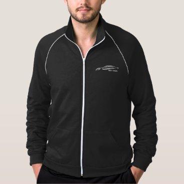 Genesis Coupe White Silhouette Logo Jacket