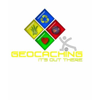 Geocaching Stickman Geocacher T Shirt and Gifts shirt
