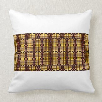 Geometrix Parity Decorative Accent Pillow throwpillow