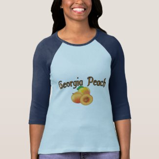 Georgia Peach(es) T-shirt