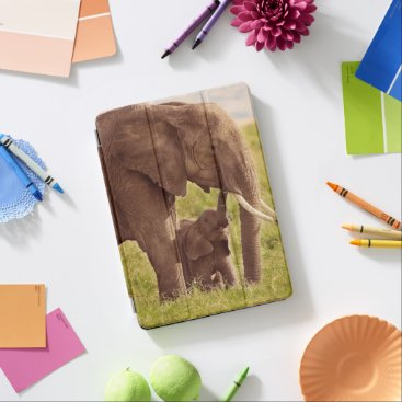 Getty Images | Elephant & Baby iPad Pro Cover
