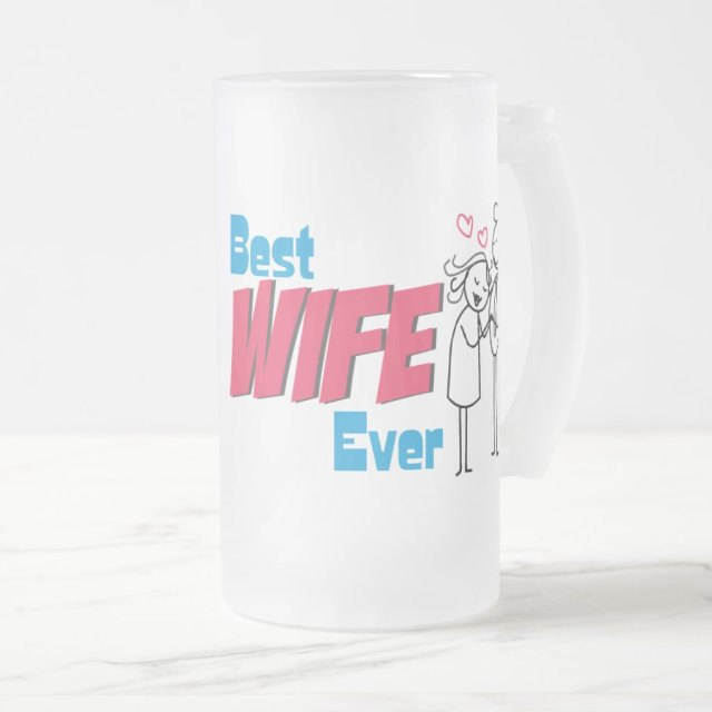 Gift Idea: Best Wife (Mug) Coffee Mug