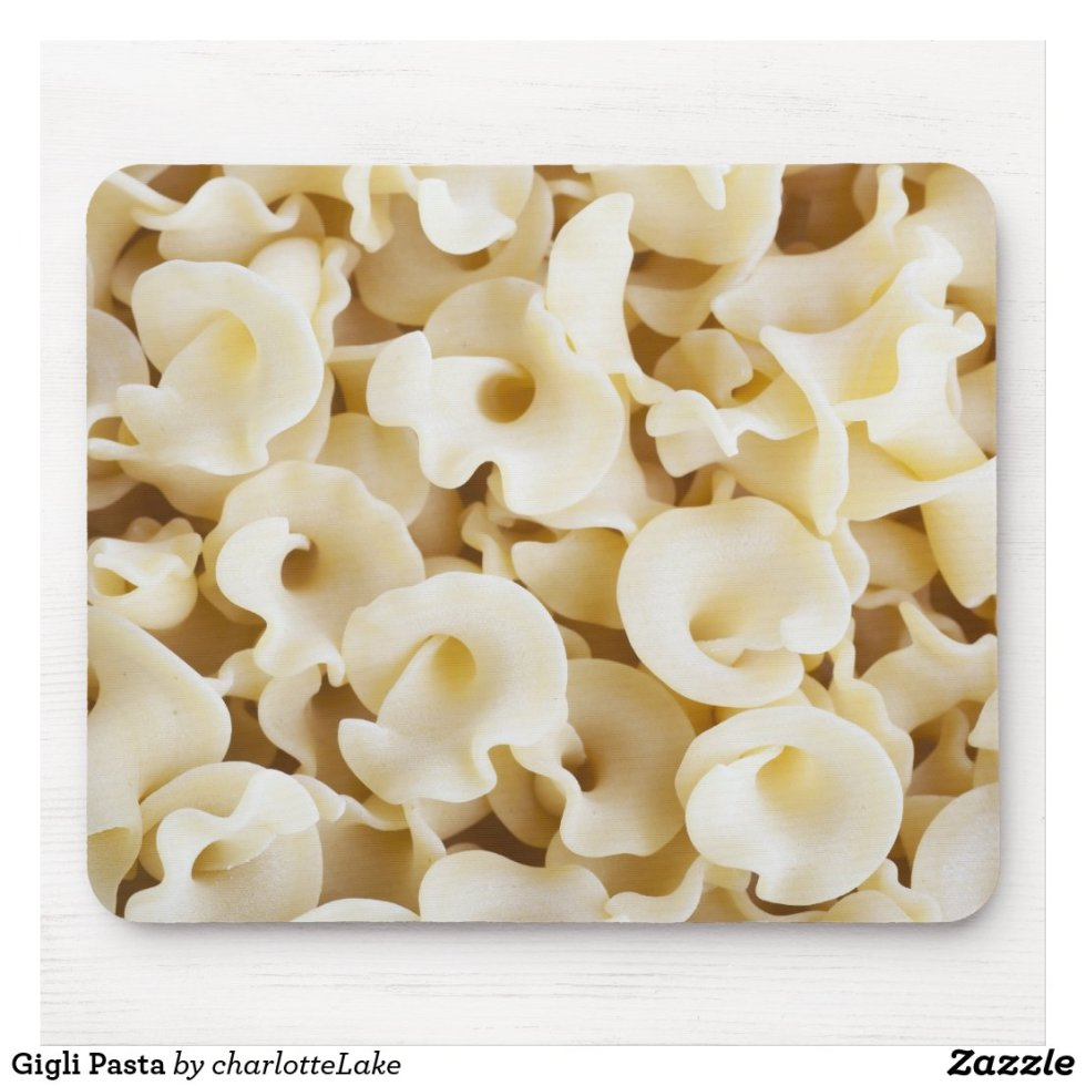 Gigli Pasta Mouse Pad