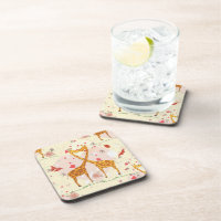 Giraffes in Love Coaster