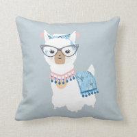 Glam Llama Pillow