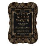 Glam Roaring 20's Great Gatsby Divorce Celebration Invitation