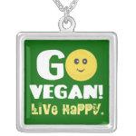 Go Vegan Jewelry