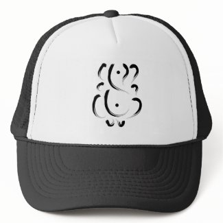 God Ganesha - Hat hat