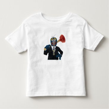 Gonzo with a Plunger Toddler T-shirt
