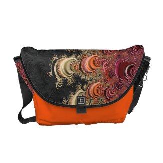 Gorgeous Fractal Art Courier Bags