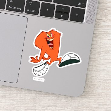 Gossamer Skipping Sticker