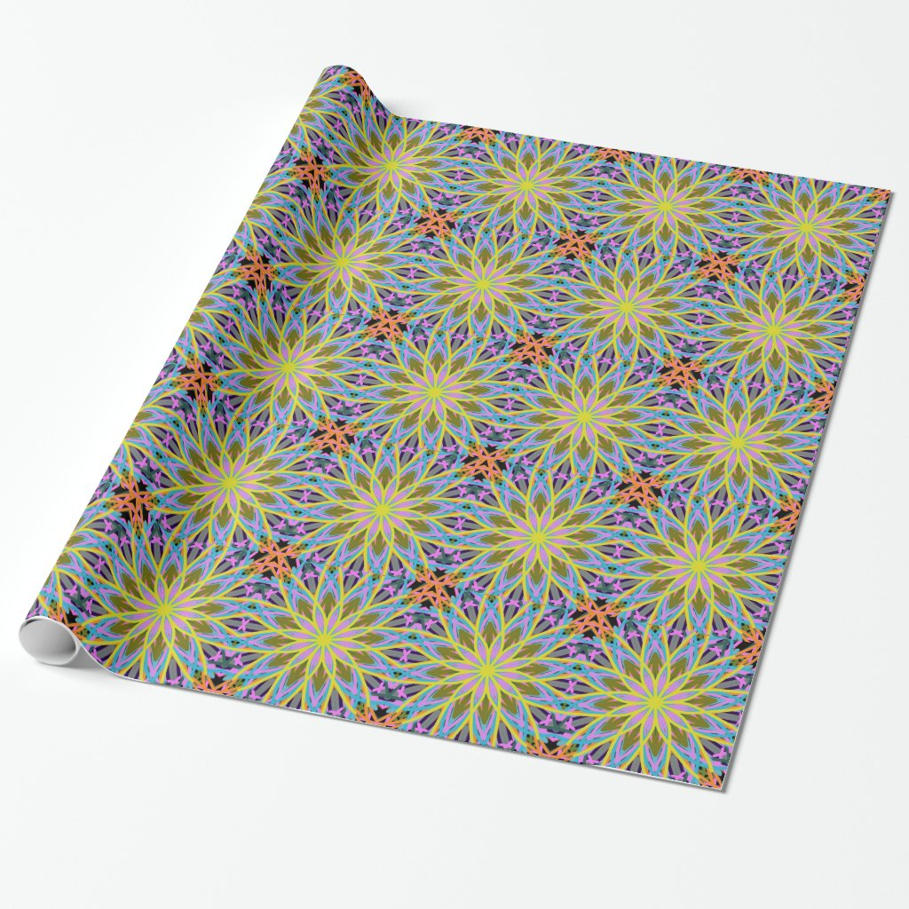 Graceful Wrapping Paper