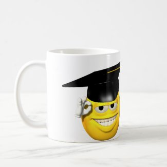 Graduation ( I DID IT ) mug