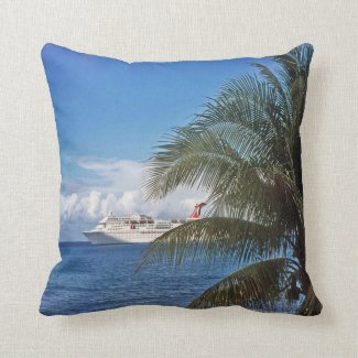 Grand Cayman Pillow