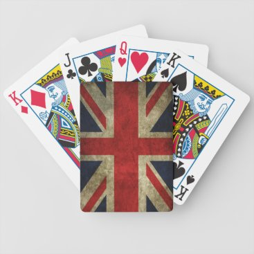 Great Britain Bicycle Playing Cards