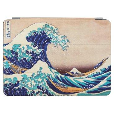Great Wave Off Kanagawa Japanese Vintage Fine Art iPad Air Cover