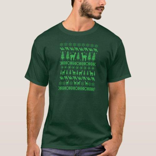 Green Alpaca