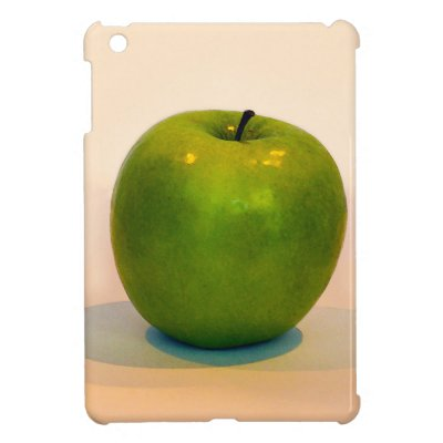 Green Apple Trio iPad Mini Cases