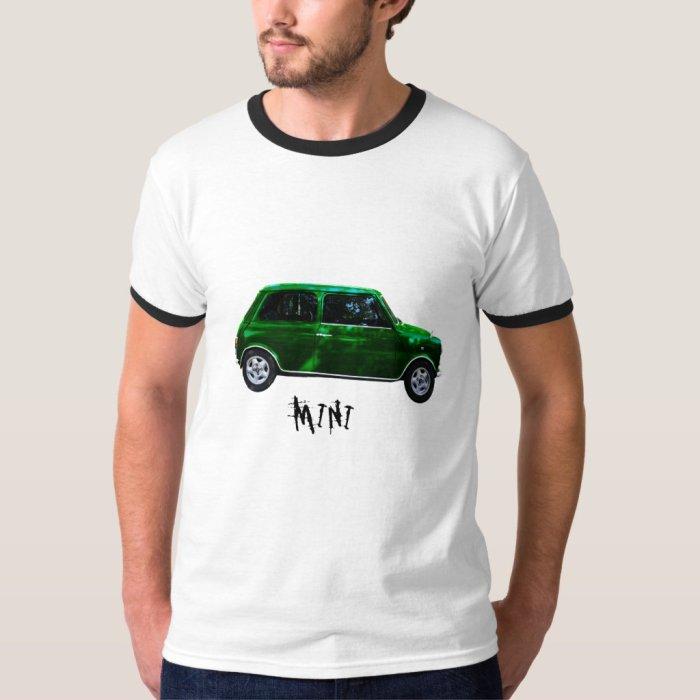 Green Mini Car T-Shirt