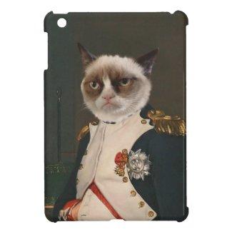 Grumpy Cat Classic Painting iPad Mini Cover