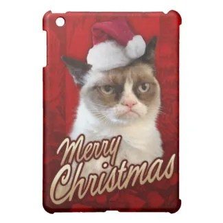 Grumpy Cat iPad Mini Cases