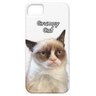 Grumpy Cat Phone Case iPhone 5 Cover