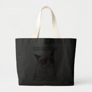 Grumpy Cat Tote Bags