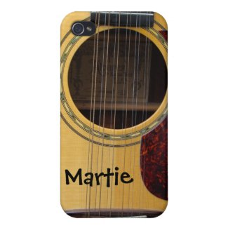 Guitar - iPhone 4/4S Speck Case