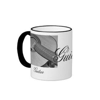 Guitar Mug mug