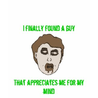 guyzombieblack, I finally found a guy, That app... shirt