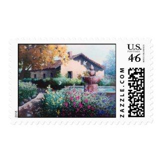 Hacienda Postage Stamps stamp
