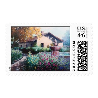Hacienda Postage Stamps stamp