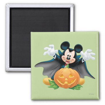 Halloween Mickey Mouse 1 Magnet