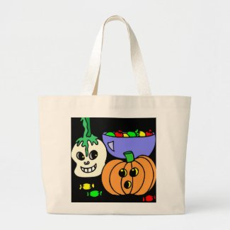 Halloween, TREAT BAG