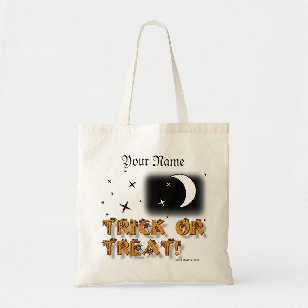 Halloween - Trick or Treat Bag (#6) bag