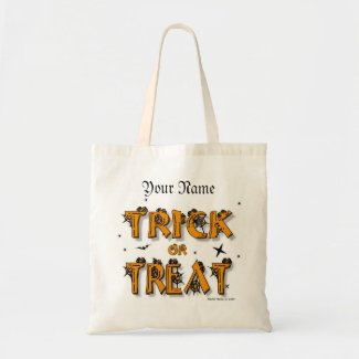 Halloween - Trick or Treat Bag (#8) bag