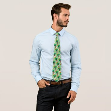 Hands on Hips Marvin Neck Tie