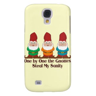 Hangin' With My Gnomies Galaxy S4 Cover