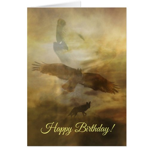 Native American Birthday Wishes