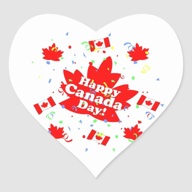 Happy Canada Day Party