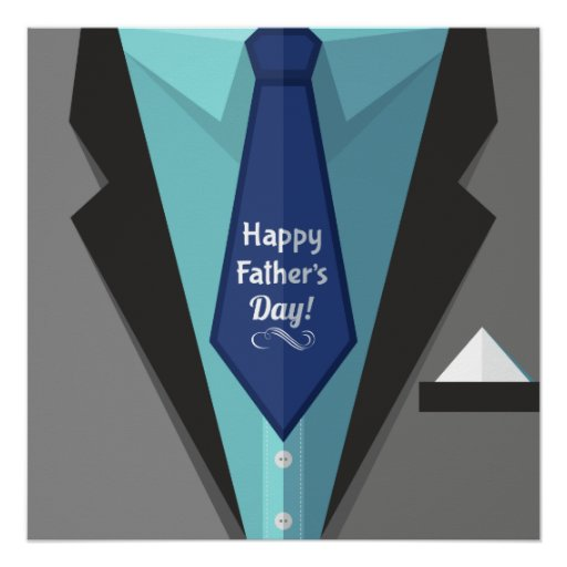 Happy Father's Day Poster | Zazzle