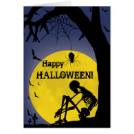 Happy Haloween Card