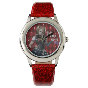 Harley Quinn Wrist Watches | Zazzle