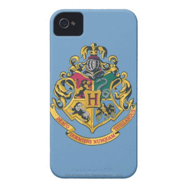 Harry Potter | Hogwarts Crest iPhone 4 Cover