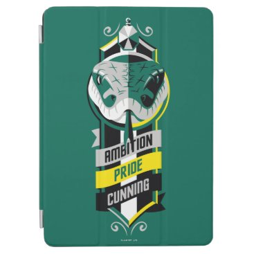 Harry Potter | SLYTHERIN™ House Traits Sigil iPad Air Cover