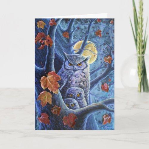 Harvest Moon Card