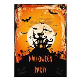 Haunted Castle Halloween Party