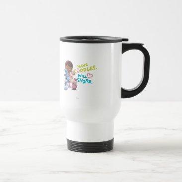 Have Cuddles Will Share Travel Mug