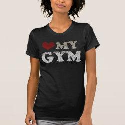 Heart My Gym Tshirt