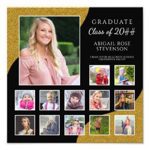 collage graduation posters prints